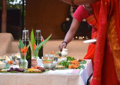 GOA YOGA WELLBEING YOGA MAGIC DINING SHOT