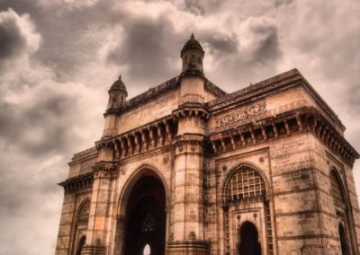 1.GATEWAY OF INDIA SHOT