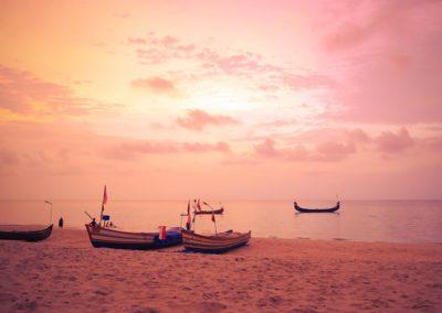 3. KERALA BEACH