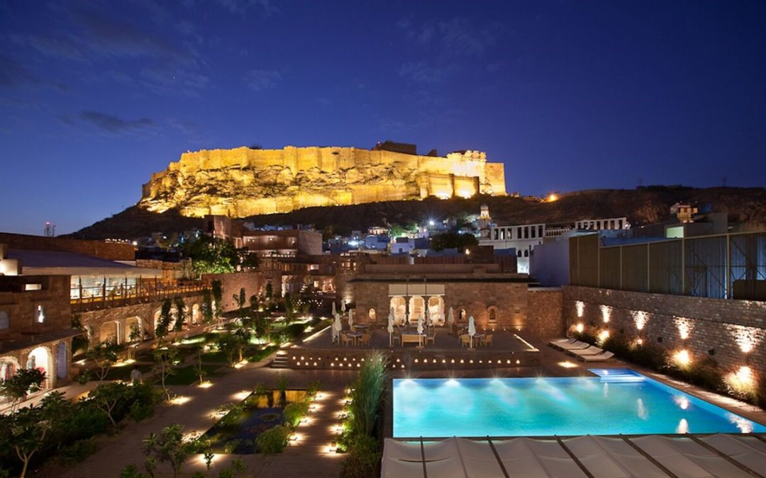 HIP, HIP, HURRAH FOR RAAS JODHPUR : RAJASTHAN BLOG